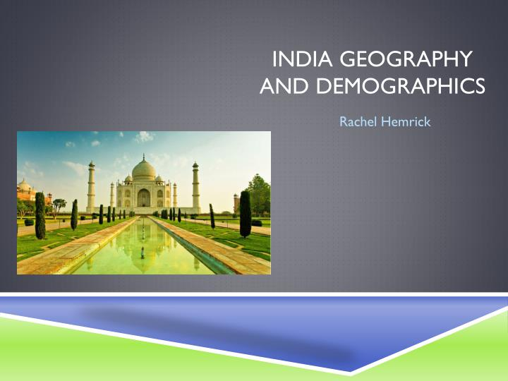 india geography and demographics n.