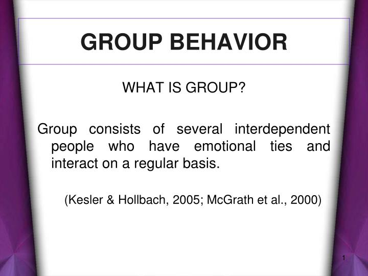why do people join group A cult is a group of people who organize around a strong authority figure cults, like many other groups, attempt to expand their influence for the purposes of power or money however, to achieve these ends, destructive cults employ a potent mixture of influence techniques and deception to attain psychological control over members and new recruits.