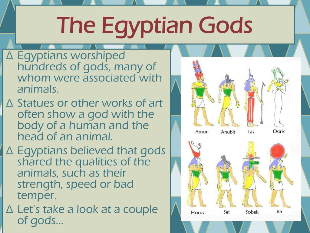PPT - Do Now Today's Title: Egyptian Religion and Social
