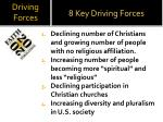 driving forces1