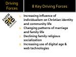driving forces2