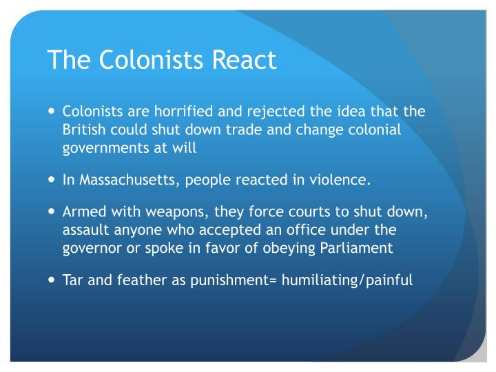 the colonists struggle for identity and unity To an extent the colonist had developed a sense of identity and unity as american by the eve of the revolution this unity and identity by no mean came instantaneously, but came as a slow trickle and even on the eve of the revolution was not still complete.