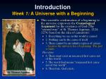 introduction week 1 a universe with a beginning1
