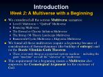 introduction week 2 a multiverse with a beginning2