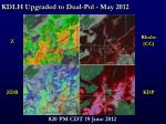 kdlh upgraded to dual pol may 2012