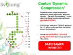 contoh dynamic compression