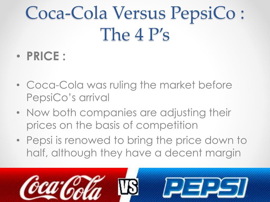 PPT - Case Study : Soft Drinks PowerPoint Presentation - ID