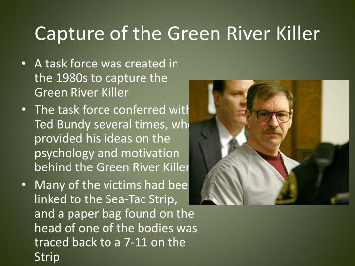 green river killer essay