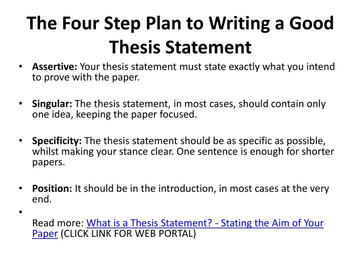 make assertive thesis 3 tips to writing a better thesis statement  your thesis statement should be assertive, direct, and daring go big  if you make your thesis a run-on sentence, make sure its strong and worth every word you use remember, these are some rules straight from my personal desk they might not work for you.