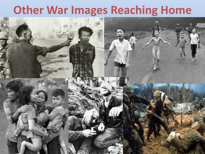 Other War Images Reaching Home