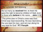 what is faith6