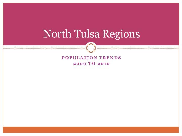 North Tulsa Regions