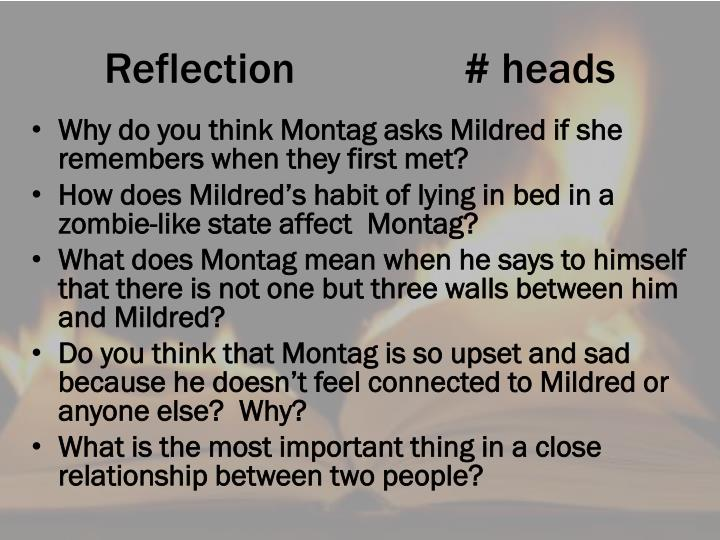 Reflection# heads