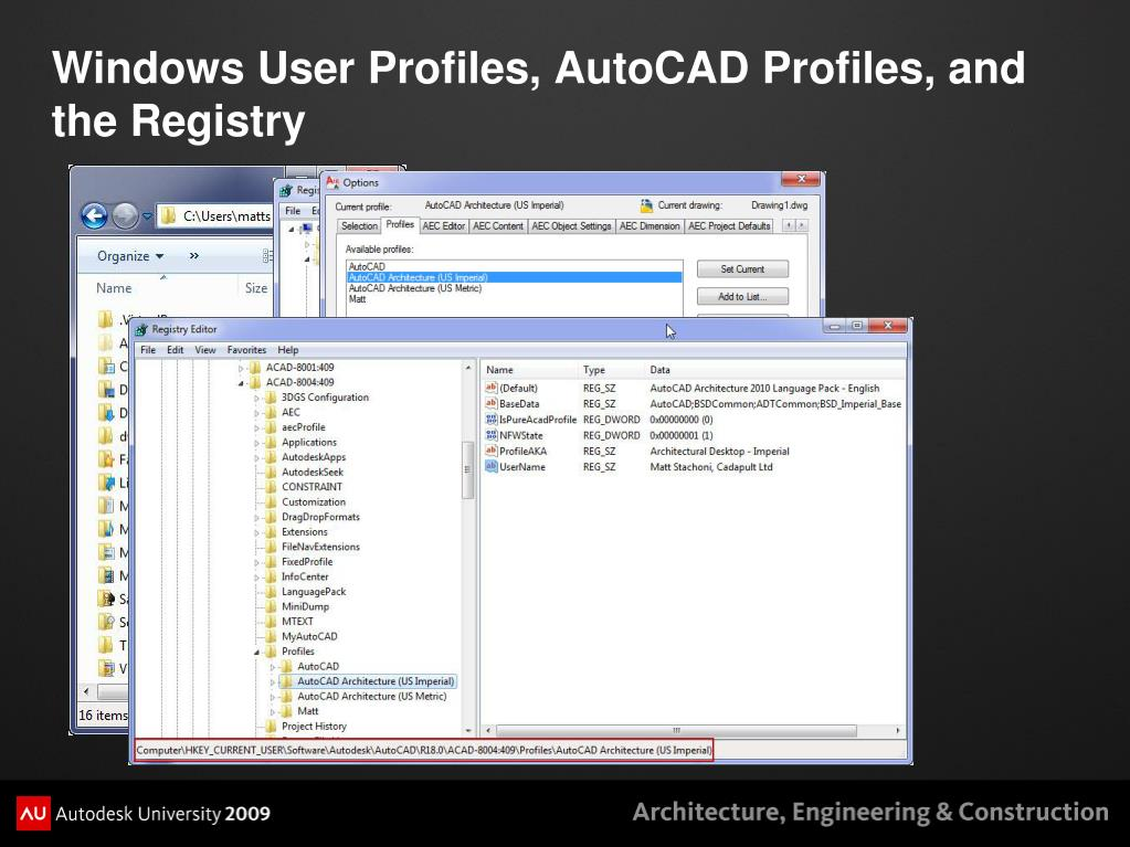 PPT - AB222-1 The Definitive Guide to Installing AutoCAD