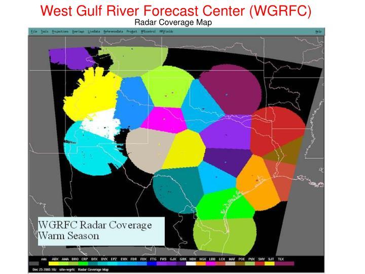 West Gulf River Forecast Center (WGRFC)