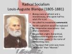 radical socialism louis auguste blanqui 1805 1881