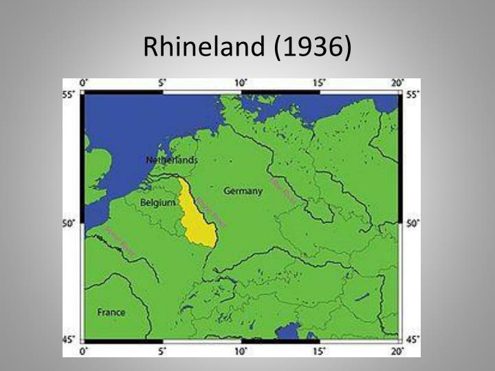 Rhineland (1936)