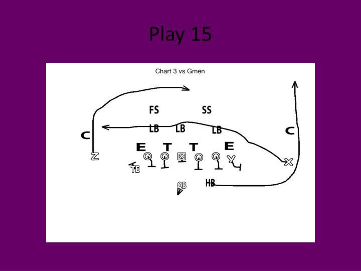 Play 15
