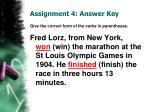 assignment 4 answer key3