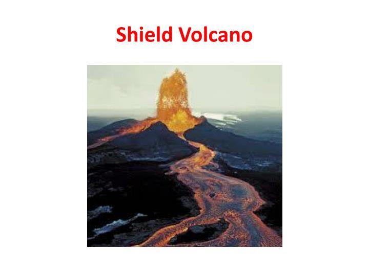 ppt - volcanic landforms powerpoint presentation