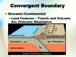 convergent boundary1
