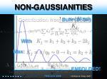 non gaussianities1