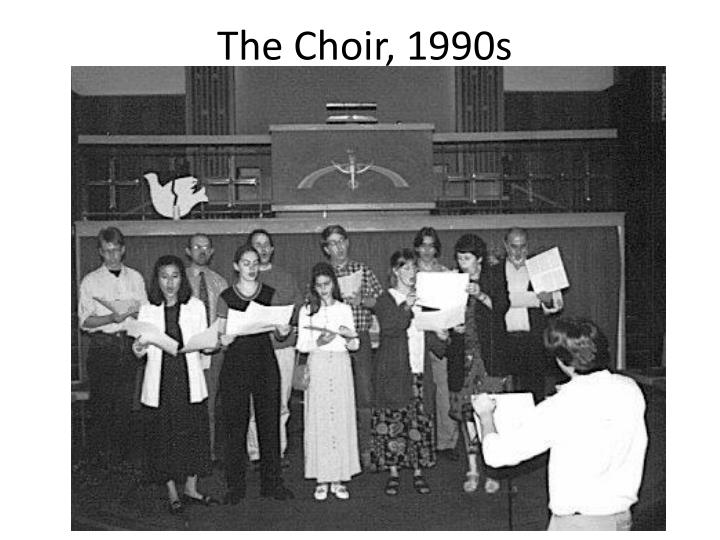 The Choir, 1990s