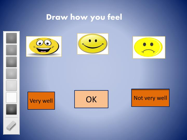 Draw how you feel