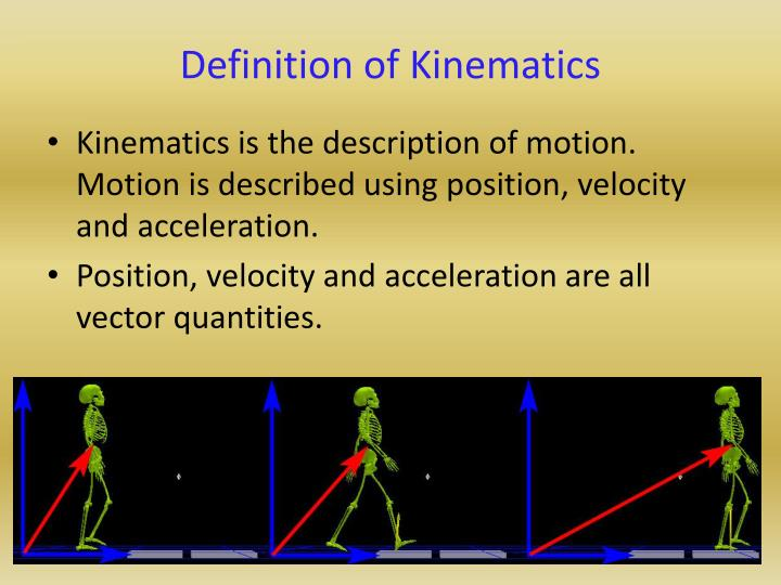 kinematics velocity and m s b Choose from 500 different sets of kinematics flashcards on quizlet log in sign up kinematics flashcards browse 500 sets of kinematics flashcards  m/s speed distance travelled per unit of time average speed total distance / total time  what is the velocity of the object between 10s and 30s.
