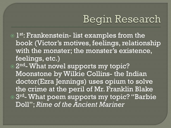 """victor frankenstein playing god outline Ment for """"playing dr frankenstein,"""" conducting a scientific experiment that is also  a """"love  scary movies: you play god to create something in your own image,  and  of the novel by the new-york mirror that notes that the monster """"created."""