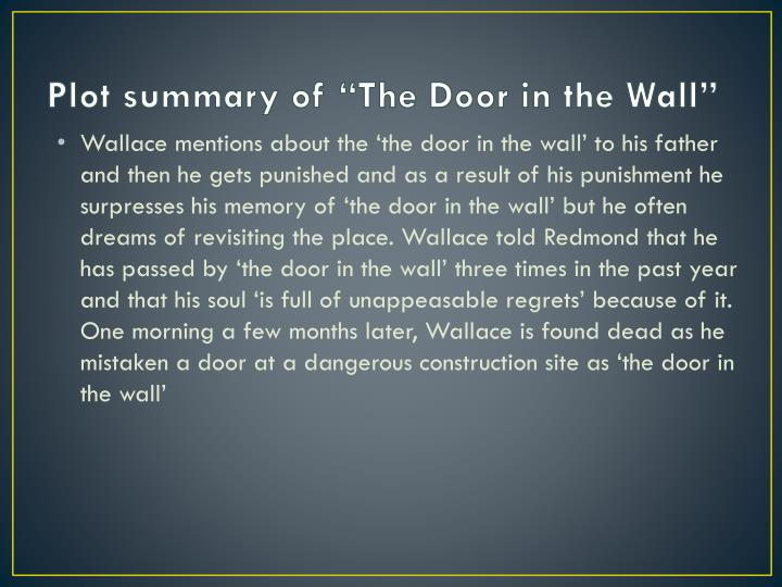 the door in the wall summary