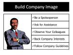 build company image