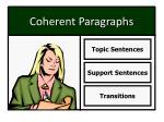 coherent paragraphs
