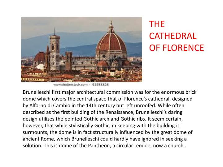 THE CATHEDRAL OF