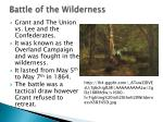 battle of the wilderness1