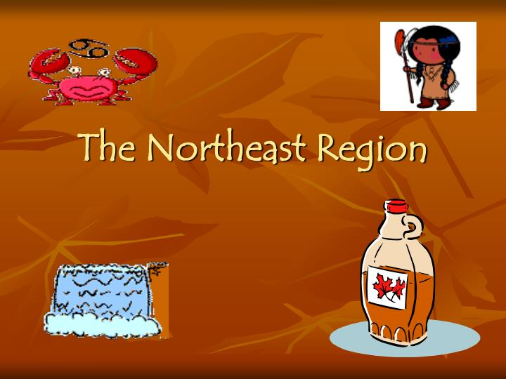 the northeast region n.