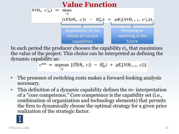 Value Function