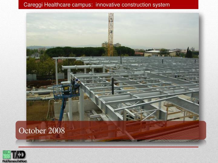 Careggi Healthcare campus:  innovative