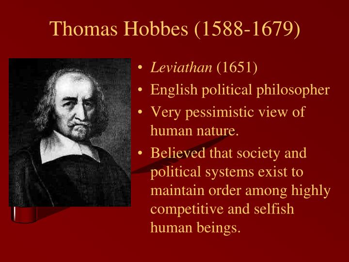 "hobbes human nature and political philosophy ""leviathan,"" laid the foundation of western political philosophy hobbes of human nature politics/difference-between-locke-and-hobbes."