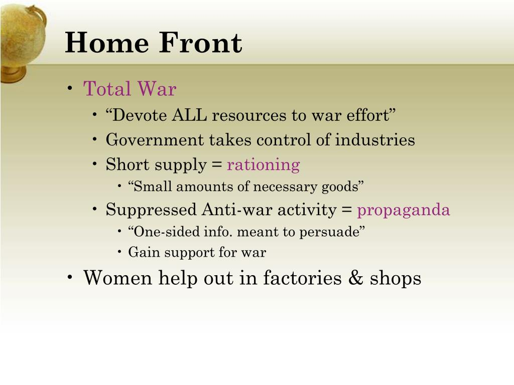 Ppt The Great War Powerpoint Presentation Free Download Id 2622506