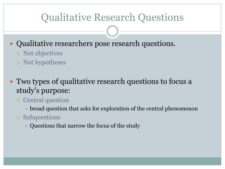 Qualitative Research: Definition, Types, Methods and Examples