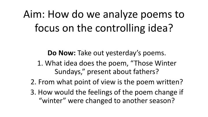 "to be of use those winter sundays essay Or relationship by comparing and contrasting two those winter sundays"" differ only time you should use ""i"" or ""we"" forms in the essay."