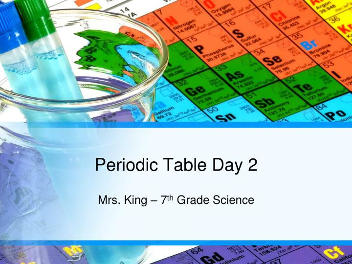 periodic table day 2 n.