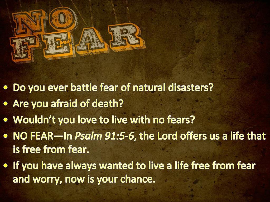 Psalm 91 Nkjv