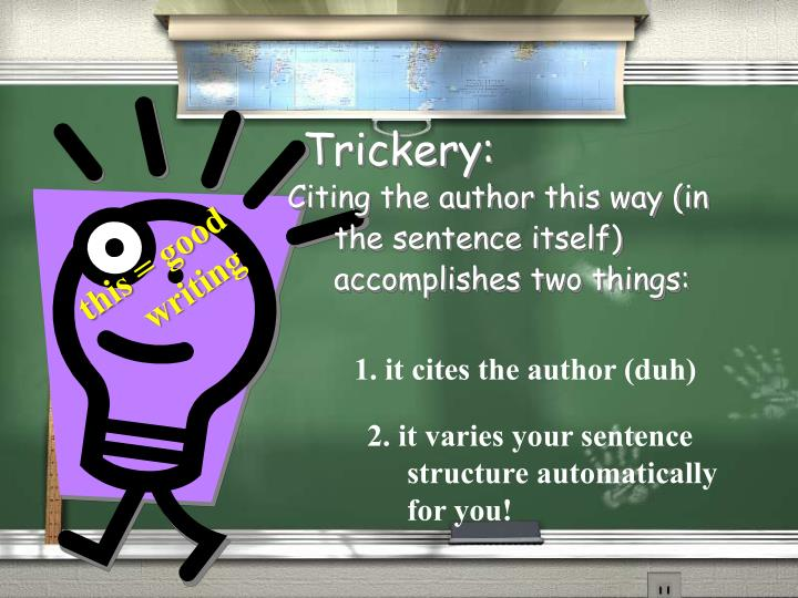 Trickery: