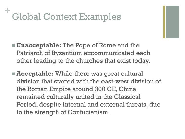 rome vs china essay example