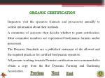 organic certification22