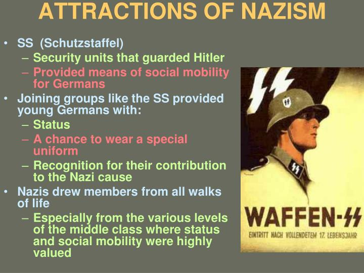 ATTRACTIONS OF NAZISM