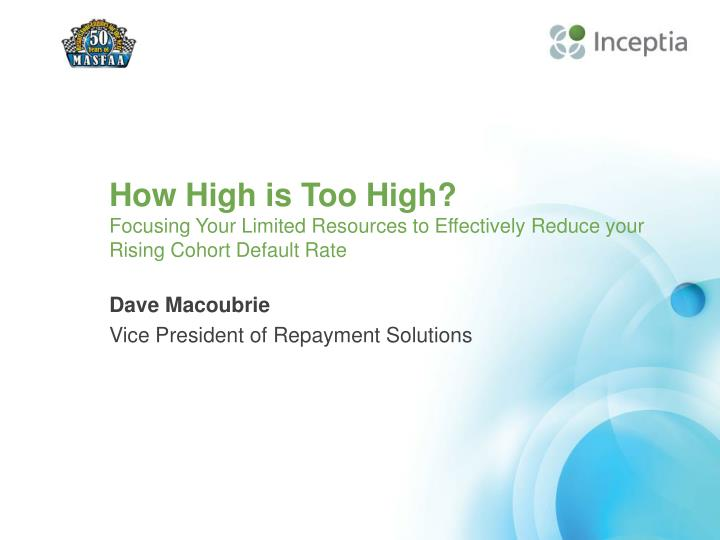 How High is Too High?