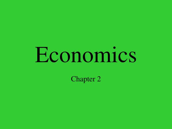 econ ch 2 Econ 101: principles of microeconomics chapter 6: elasticity fall 2010 herriges (isu) ch 6: herriges (isu) ch 6: elasticity fall 2010 2 / 26 elasticities.